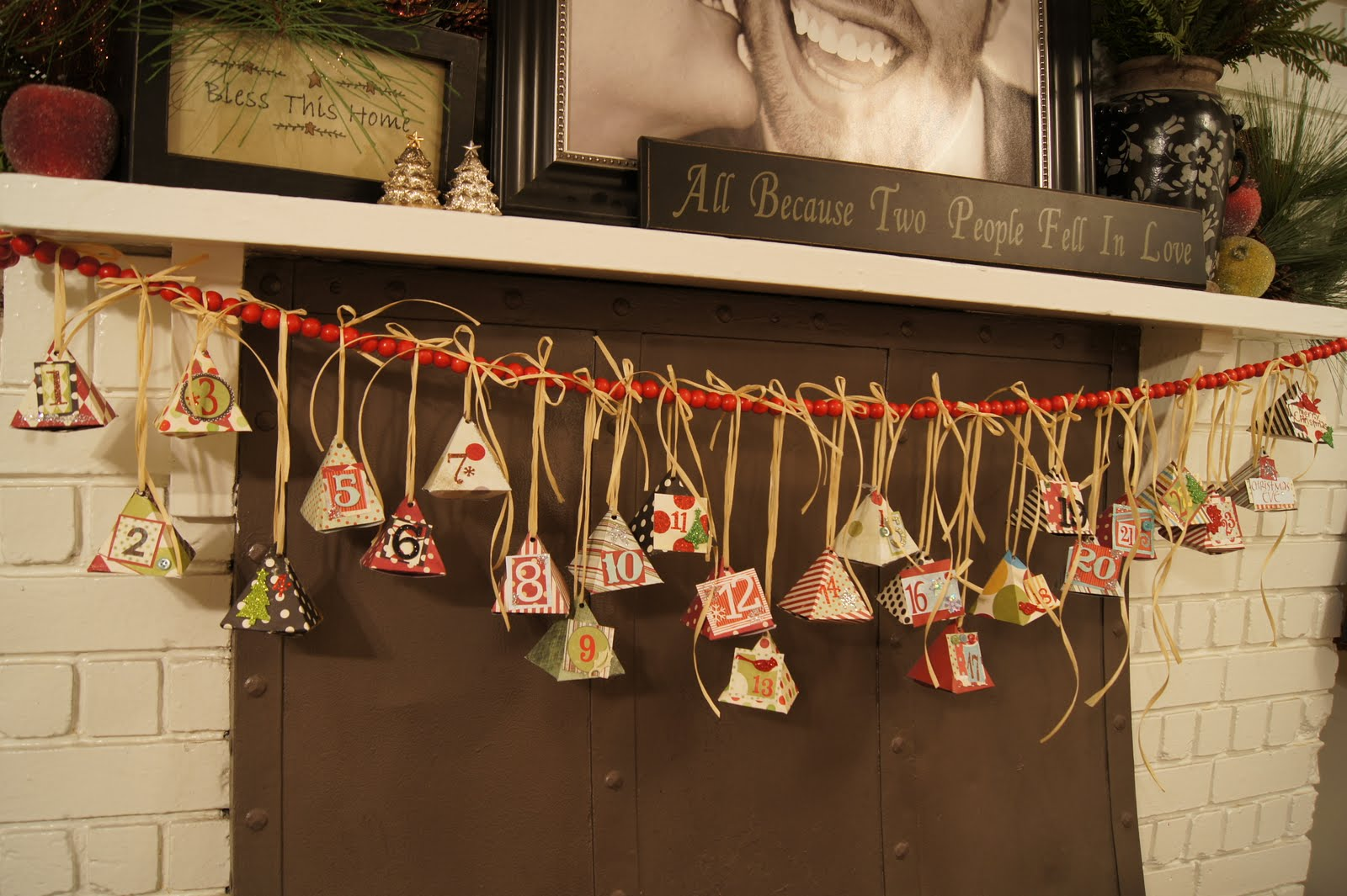 Diy Chocolate Advent Calendar : Chasing our dream to ethiopia and back homemade advent