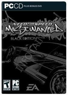 INFOTAINER: NFS MW - BLACK EDITION[HIGHLY COMPRESSED]