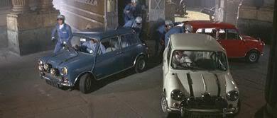 Los 45 Autos Más Famosos Del Cine y La TV .