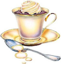 cafe con crema chantilly.maria del carmen