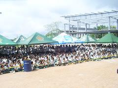celebracion del dia del alumno con parranda vallenata