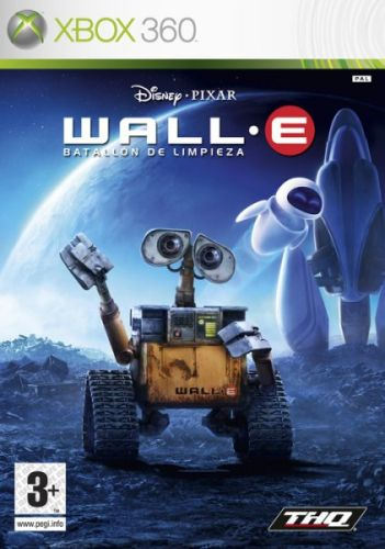 Enter Wall-E, Auto, Eve,