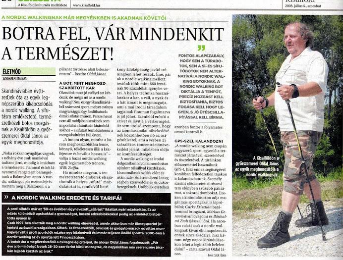 """""""Kisalföld"""" napilap"""