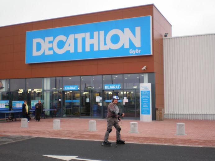 """""""DECATHLON"""" és megint én"""