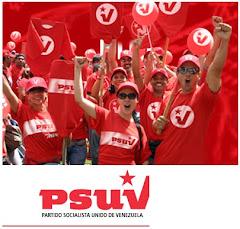 Delegada del PSUV