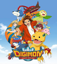 Aventuras de Digimon data squad
