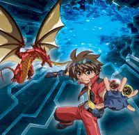 Bakugan anime
