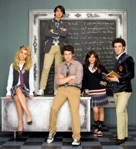 La serie de los Jonas Brothers