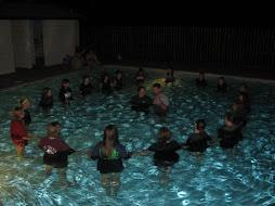 Camp baptism