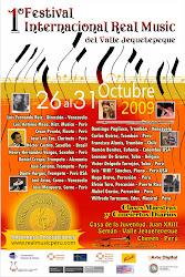 1er Festival Real Music - Perú