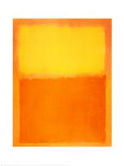 Naranja y Amarillo - Mark Rothko