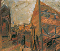 Frank Auerbach - To the studios