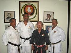 Kancho Tameyoshi Sakamoto, Padre del Goju-Ryu Rep. Dom.