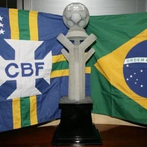 Uma das Taças do Corinthians