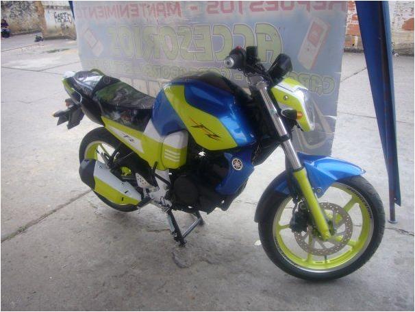 Modifikasi Yamaha Bison 2013