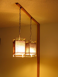 Handmade Japanese-style Lanterns