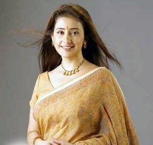 sexy actress manisha koirala in saree hot pics,kiss