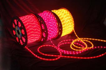 Grupo janna decora tu casa con manguera de luces - Manguera luces navidad ...
