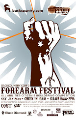 Backcountry.com's Forearm Festival Sponsors