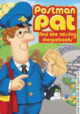 Postman Pat and the Missing Chequebooks