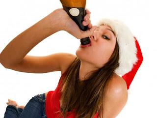 კარგი გოგო ნინა. ანუ ახალი წლის კორპორაციულ ვახშამზე ყველაფერი ხდება.