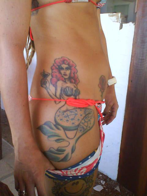 Mermaid Tattoo 7jpg
