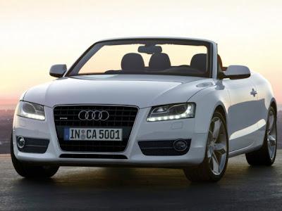 2011 Audi A5 White. 2011 Audi A5 Convertible