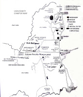 chittagong university map