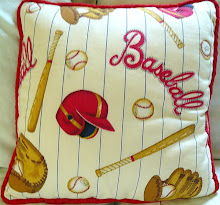 Collin's Pillow (Front) (SOLD)