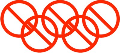FUCK THE OLYMPICS!