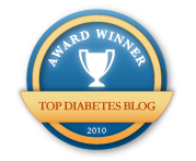 Top Diabetes Blog 2010