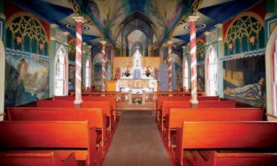 Arsitektur gereja di belahan dunia