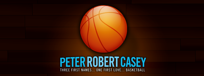 Peter Robert Casey Blog Design