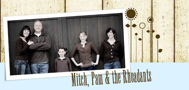 Mitch, Pam & the Rhoadants