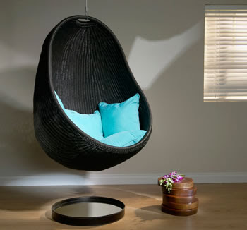 Hanging Chairs For Bedrooms - interior decorating accessories
