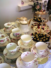 High Tea at Kinnord House
