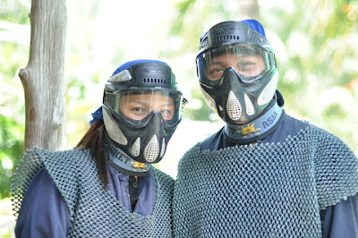 Paintball at PHUKET, Thailand