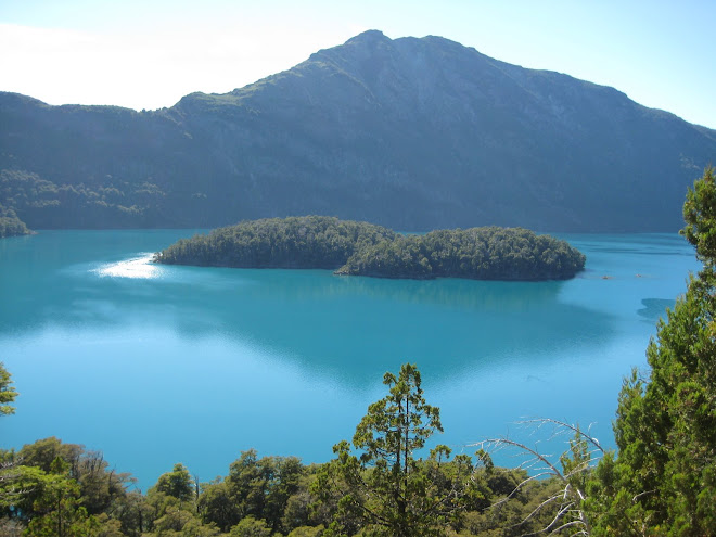 Isla de Corazon, Bariloche, AR