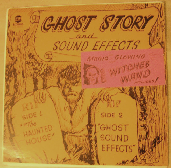 GHOST STORY and SOUND EFFECTS