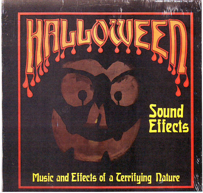HALLOWEEN SOUND EFFECTS  music and effects of a terrifying nature