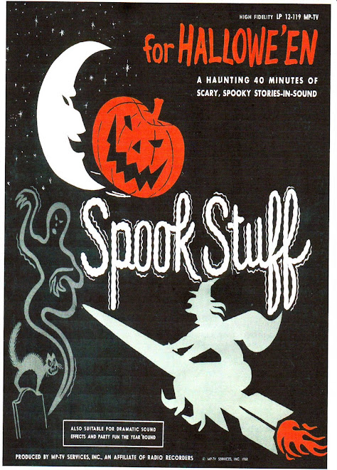 SPOOK STUFF for HALLOWE'EN