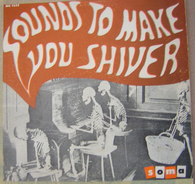 sounds to make you shiver  ( soma records )