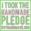 Pledge to buy handmade
