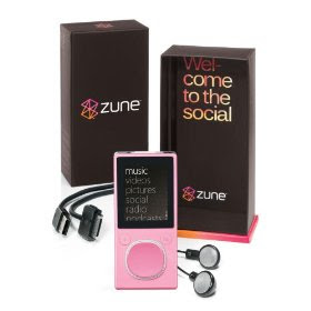 pink mp3 players