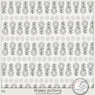 Free scrapbook pattern from Damayanti Studio