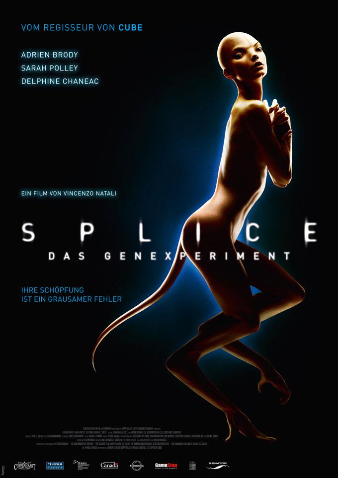 Splice | Teaser Traile... Adrien Brody Predator