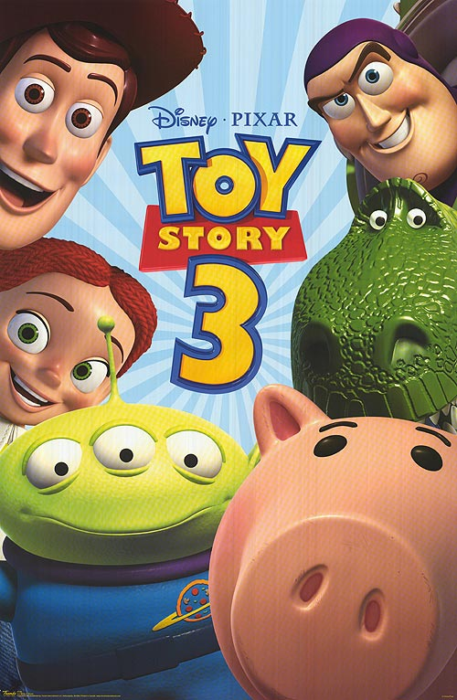 Toy Story 3 : Toy story teaser trailer
