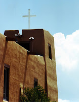 New Mexican Church
