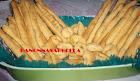 Bastoncelli e crackers con lievito naturale