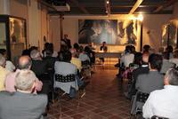 Immagini presentazione atti su Erchemperto e Castel Pilano
